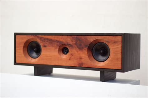 Handmade Audio - new bluetooth reclaimed wood speakers elder speaker