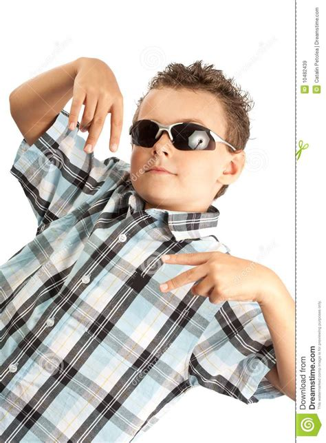 cool stock cool kid stock image image of sunglasses child