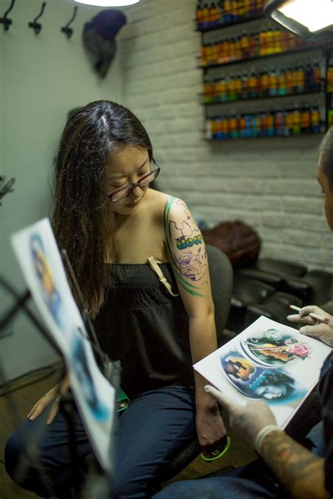 tattoo family shanghai shanghai inked the artists redefining tattoos in china