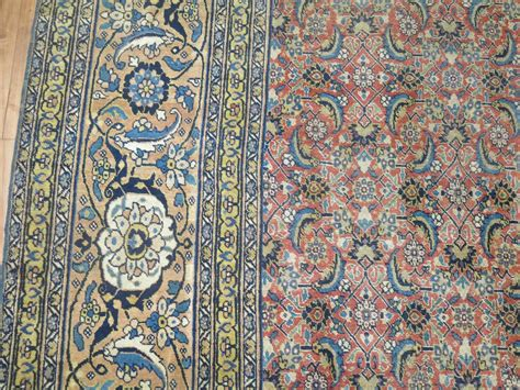 asian style rugs antique tabriz style rug for sale at 1stdibs