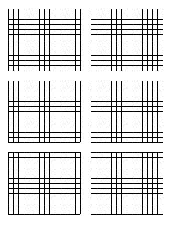 printable graph paper with 6 graphs free printable graph paper freeeducationalresources com