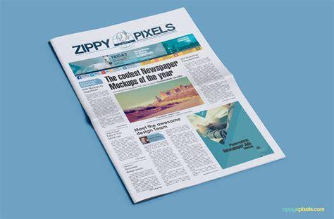 mockup design banner 11 hd mockups for newspaper advertising design