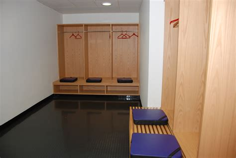 in the dressing room in the dressing room arsenal football club referee