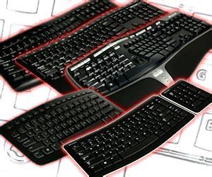 microsoft comfort curve keyboard 5000 natural ergonomic keyboard 4000 pclab pl