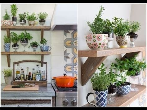 kitchen herb garden interior designs home kitchen herb garden how to plant youtube
