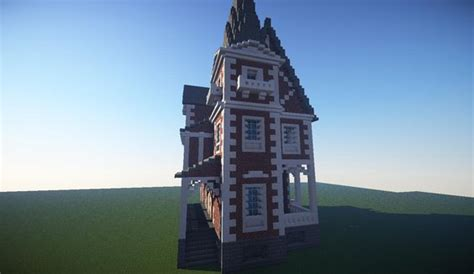 minecraft brick house design bricks house design and minecraft house designs on pinterest