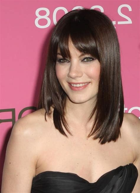are bangs okay with medium short hair on 50 year old medium layered bob hairstyles with bangs 2018 hairstyles