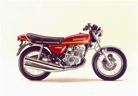 Kh Kawasaki by Kawasaki 400 S3 Kh 400 1973 1979 Gez 228 Hmtes Rauhbein