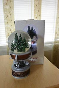 rare santa clause 2 snow globe disney neca movie prop