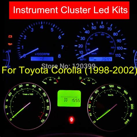 2002 Toyota Dashboard Lights Popular Toyota Corolla Dashboard Lights Buy Cheap Toyota