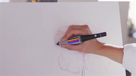 incredible drawing  lets  scan  pick colors