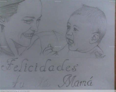 imagenes a lapiz para una madre dia de las madres mark anthony ac artelista com