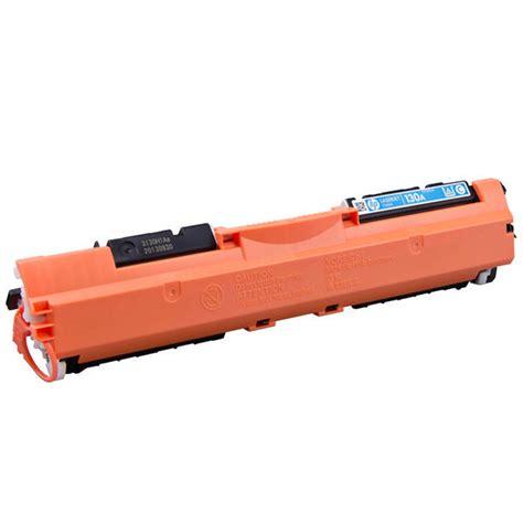 Toner Hp 130a hp 130a cyan toner cartridge cf351a