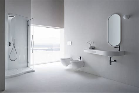 bathroom wares refine black and white sanitary ware for modern bathroom vela by rexa design