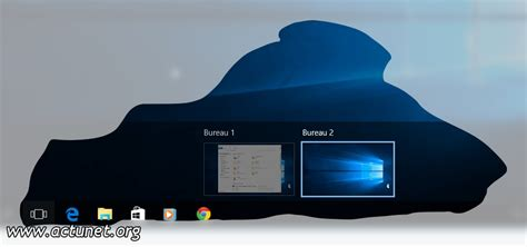 Windows 10 Ajouter Un Bureau Virtuel Bureau Virtuel