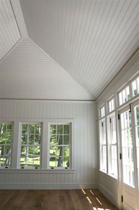 wainscot ceiling panels best 25 bead board ceiling ideas on ceiling