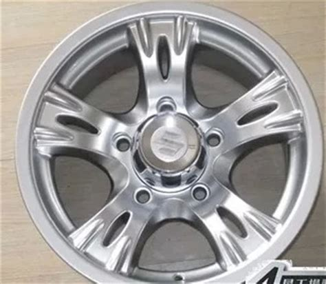 Suzuki Rims 15x7hyper Silver Alloy Wheel Factory Wheels For