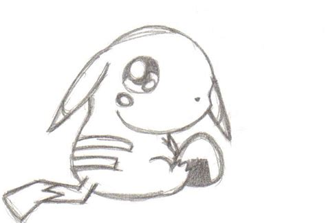 chibi pikachu coloring page how to draw pikachu chibi