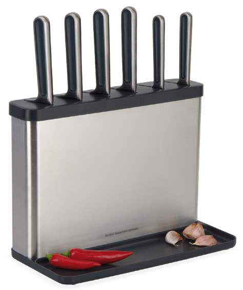 Kitchen Utility Knives by 6 Knife Block Universal Expert