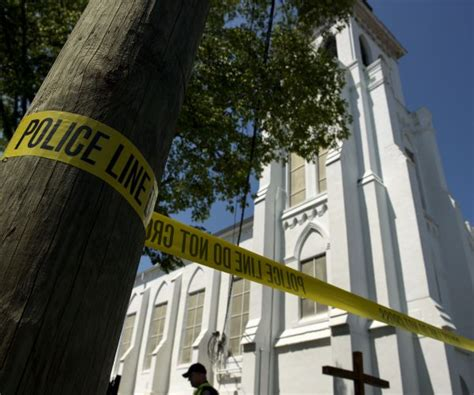 Charleston Court Records Records Show Dylann Roof Went To Second Church After