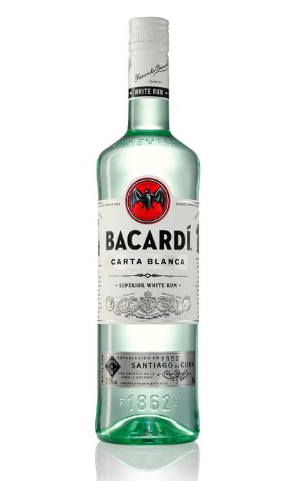 what is light rum bacardi carta blanca light rum