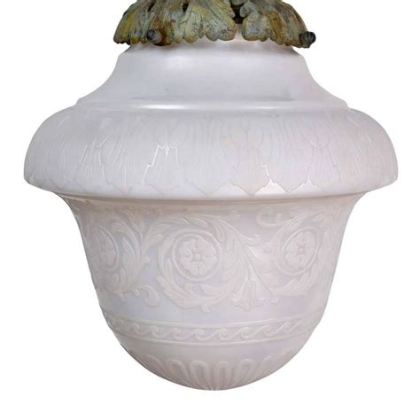 flower carved silver shade fancy wall lights for bedroom decorative bronze pendant with etched shade attributed to