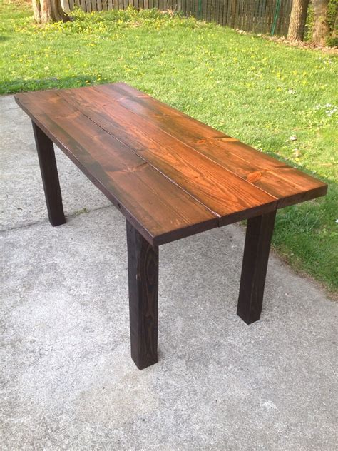 Reclaimed Wood Patio Table by The Bbq Pub Table Reclaimed Wood Outdoor Farmhouse Dining
