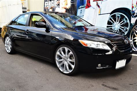 Toyota Camry With Rims Toyota Camry Wheels And Tires 18 19 20 22 24 Inch