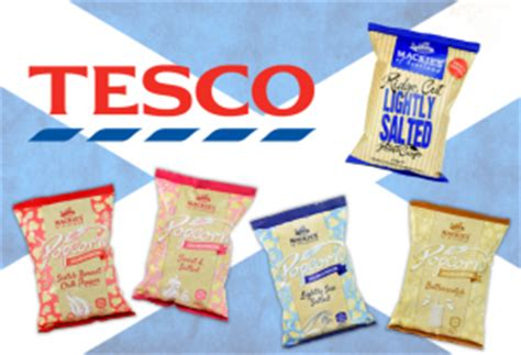 Touch Ls Tesco mackie s new products in tesco mackies crisps