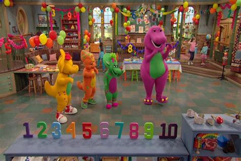 a counting we will go barney wiki fandom