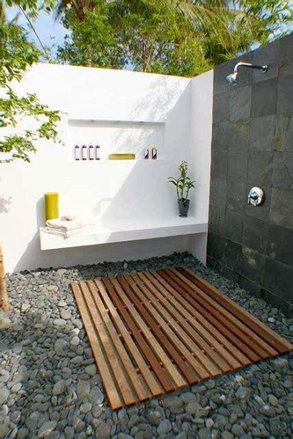 decoracion patio exterior decoracion de patios ducha exterior patios y jardines