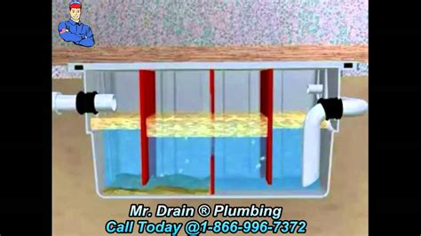 Mr Drain Plumbing by Grease Trap Installation Repair Fix Grease Trap