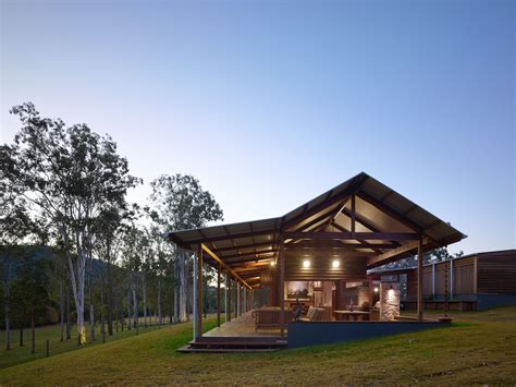 best australian architects hinterland house captures the spirit of rural australian style