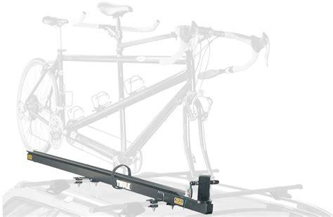 Installing Thule Bike Rack by Thule 558p Tandem Bike Rack Roof Mount Bike Carrier