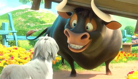 film ferdinand review ferdinand film review ferd s different in a delightful