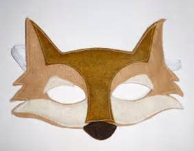 wolf mask template new calendar template site
