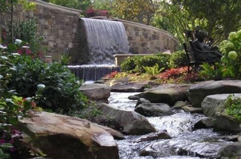 backyard streams and waterfalls garden pond design ideas landscaping network