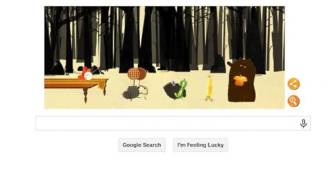 google images of thanksgiving google doodle celebrates thanksgiving with animal jamboree