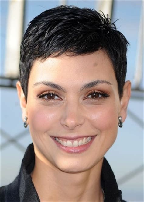 photos of early monica gellar pixie hair style 25 best ideas about monica baccarin on pinterest morena