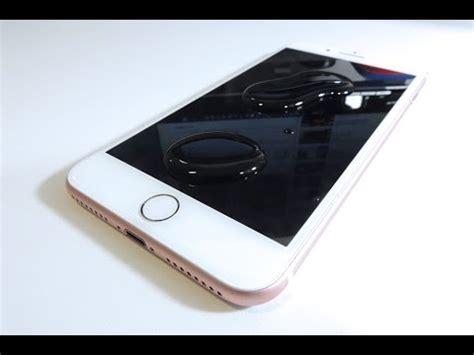 iphone  liquid glass screen protector youtube