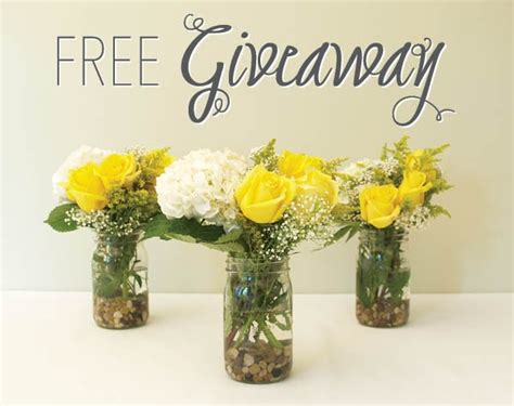 Free Giveaways For Babies - bump smitten free giveaway baby shower diy flower pack