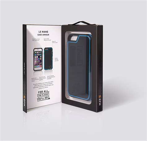 efm mobile phone accessories electronics packaging