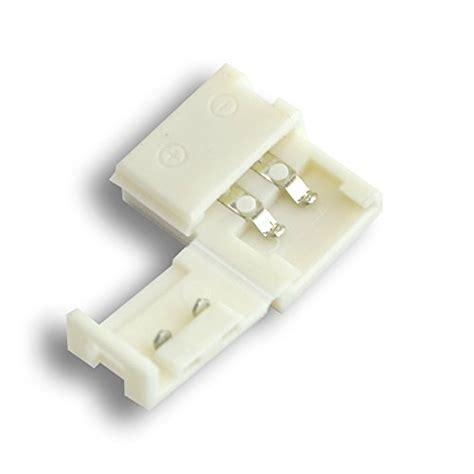 Konektor Soket Sambungan Led Smd3528 hitlights 8mm smd3528 gapless led light connector