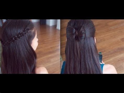 back to school hairstyles without bobby pins simple 4 back to school hair styles anyone can rock d