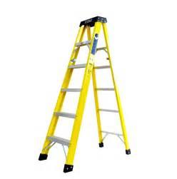 fiberglass ladders titan step ladders aluminum ladders