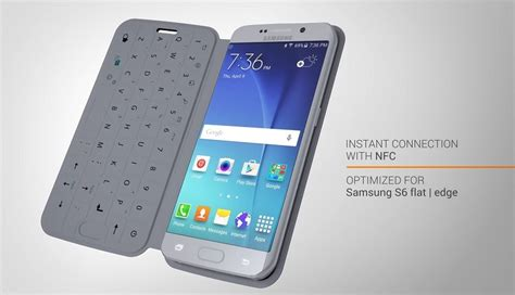 Casing Samsung S7 We Do Not Need Magic Custom Hardcase slimtype is a qwerty keyboard cover for the galaxy s6