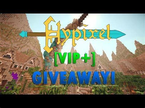 Hypixel Giveaway - minecraft mineplex hero hypixel vip minecraft account giveaway funnycat tv
