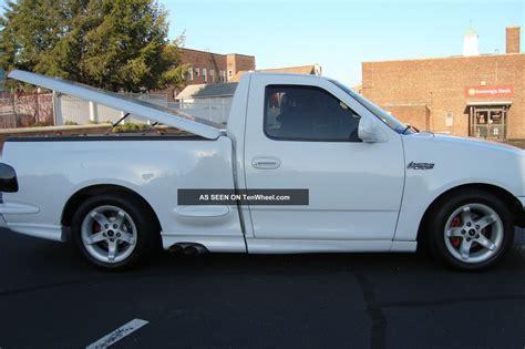 Two Door Trucks by 1999 Ford F 150 Lightning Standard Cab 2 Door 5 4l