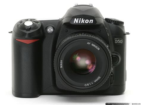 Kamera Nikon D50 Nikon D50 Review Digital Photography Review