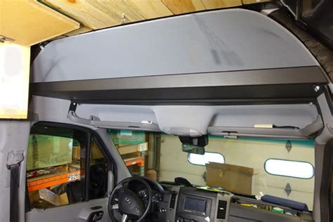 sprinter raised headliner shelf rb components